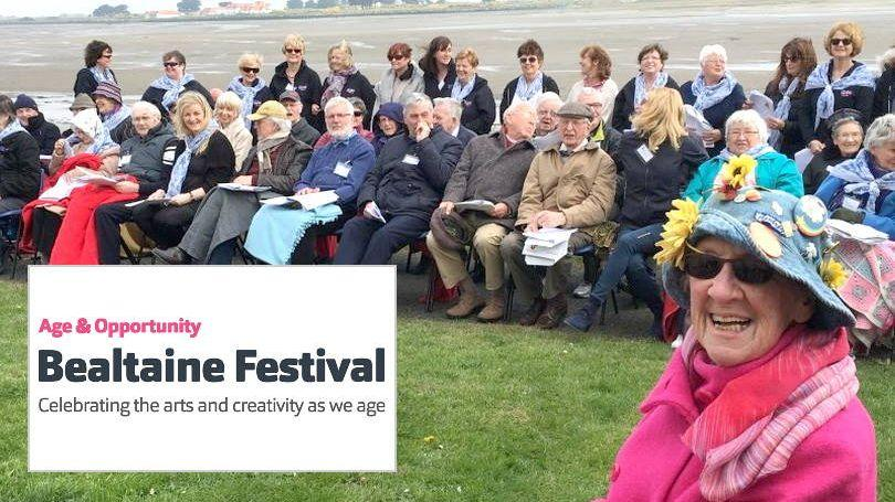 Bealtaine festival - celebrating the arts and creativity as we age