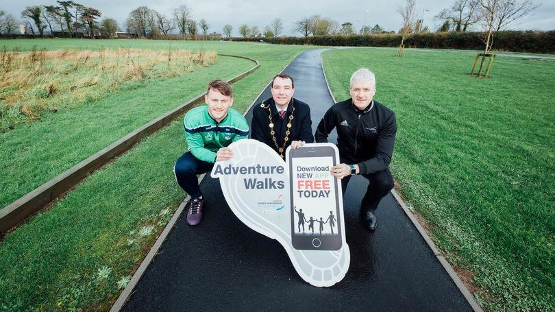 Adventure Walks Limerick App Launch