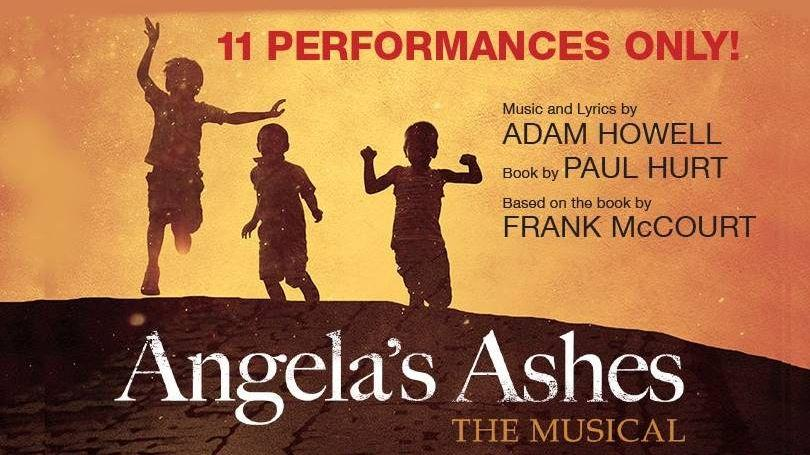 Angelas Ashes The Musical returns to Limerick July 2019