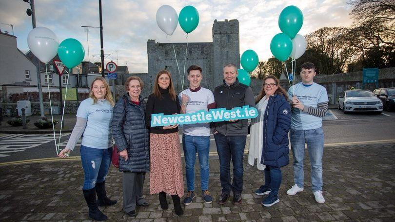 Launch of NewcastleWest.ie