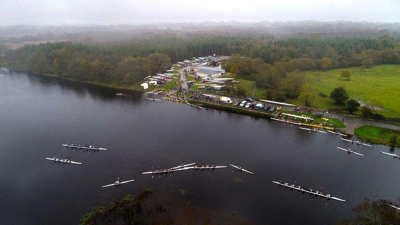 Castleconnell Boat Club aerial