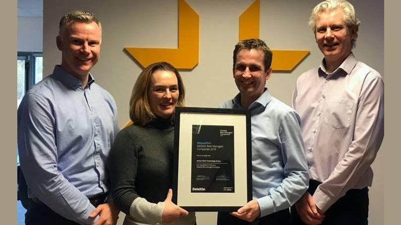 ActionPoint Best Managed Company 3 years in a row