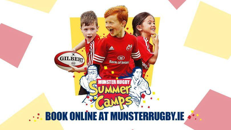 Munster Rugby Summer Camp