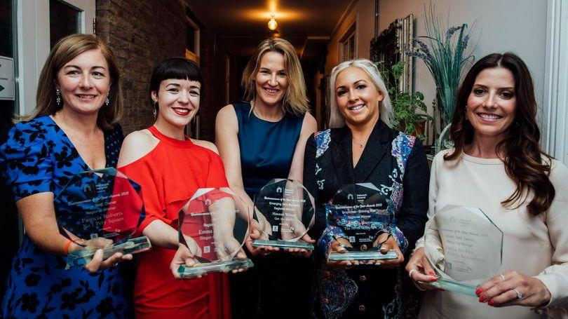 Network Ireland Limerick Businesswoman of the Year Awards Pic Brian Arthur