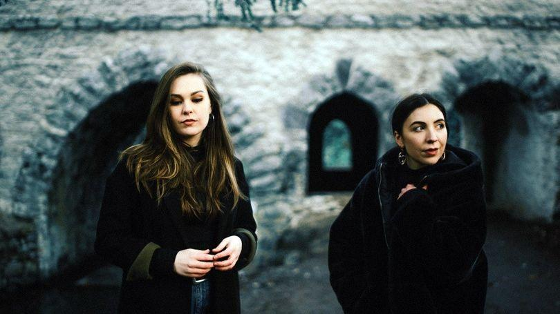 Saint Sister - Support for BellX1 at King John's Castle