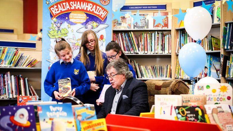 Limerick City and County Council Summer Stars Reading Adventure (Pic: Keith Wiseman)