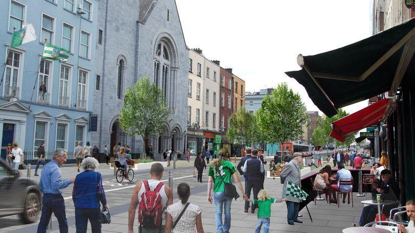 Artist Impression - Thomas St to Roches St