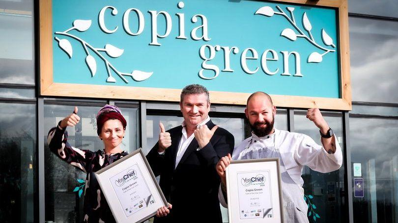 Copia Green Cafe of the Year 2020 YesChef Awards