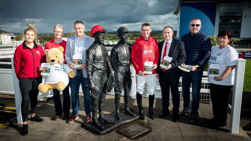 Charity Race Day at Limerick Racecourse