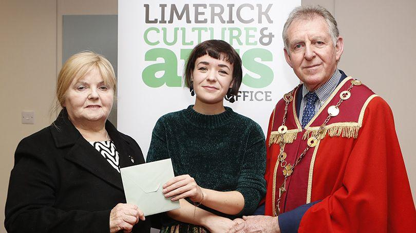 Limerick Culture and Arts Awards. (Pic Liam Burke)