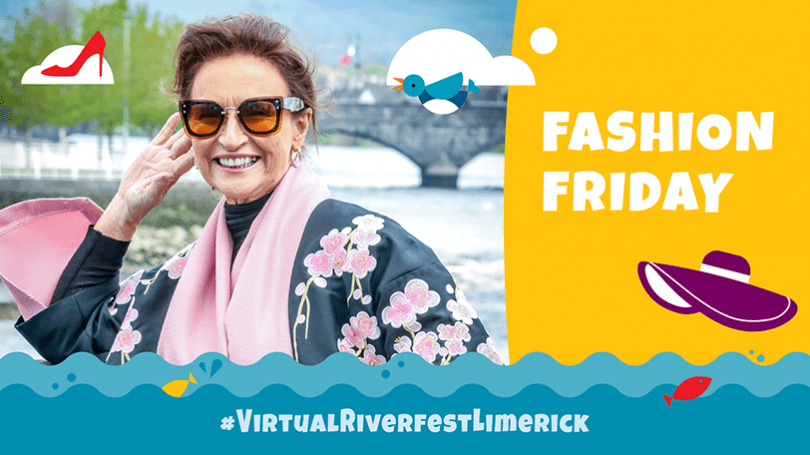 Virtual Riverfest 2020 Fashion Friday