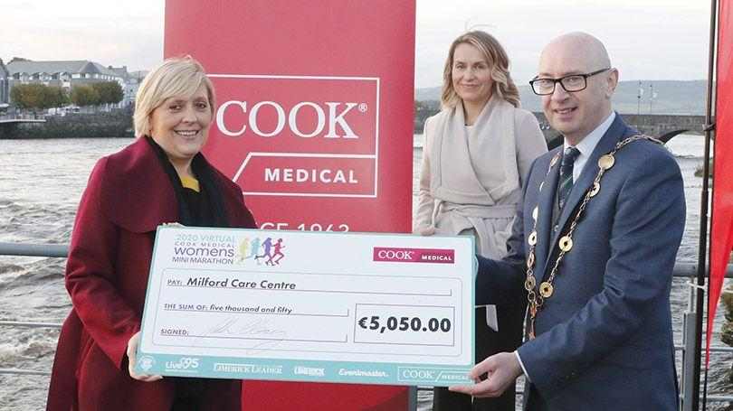 COOK Medical Presentations - Milford Care Centre (Pic Liam Burke-Press 22)