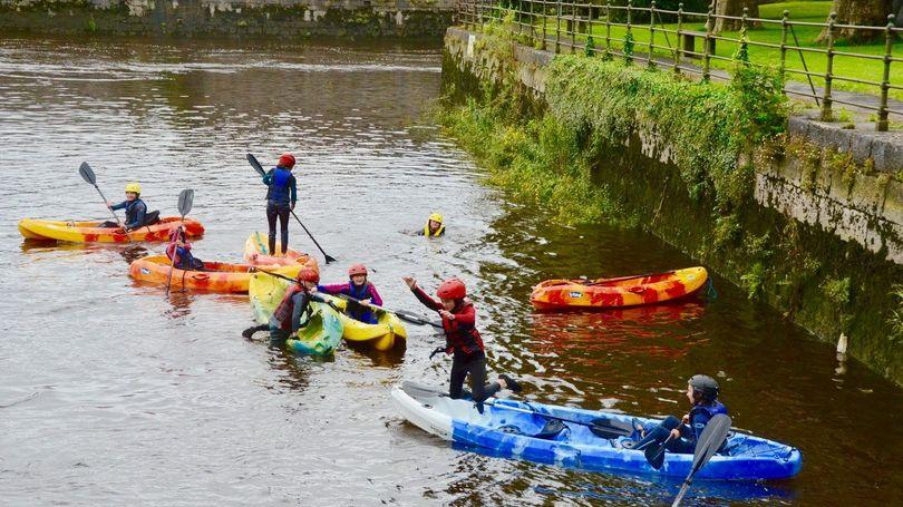 Kids Summer Camps in Limerick and Clare with Nevsail Watersports and Adventures
