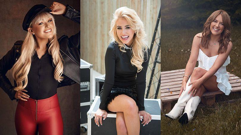 Summer Country with Cliona Hagan Claudia Buckley and Clodagh Lawlor.