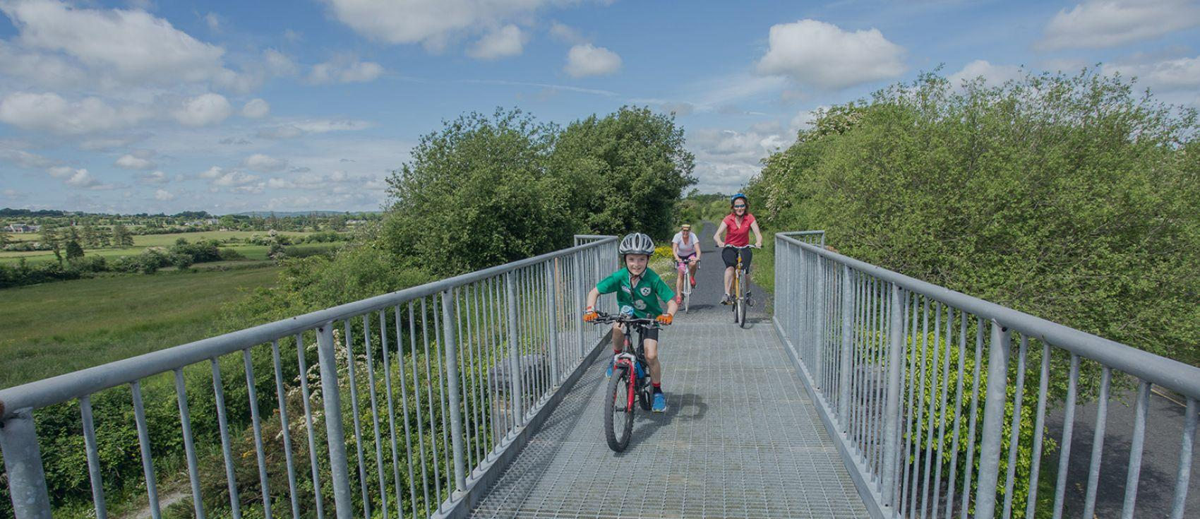 The Great Southern Greenway Limerick