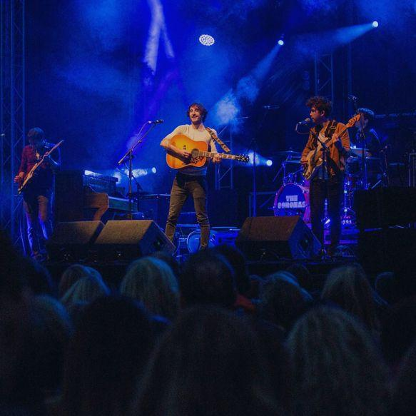 The Coronas Live at Riverfest