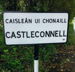 Welcome to Castleconnell - Getting here