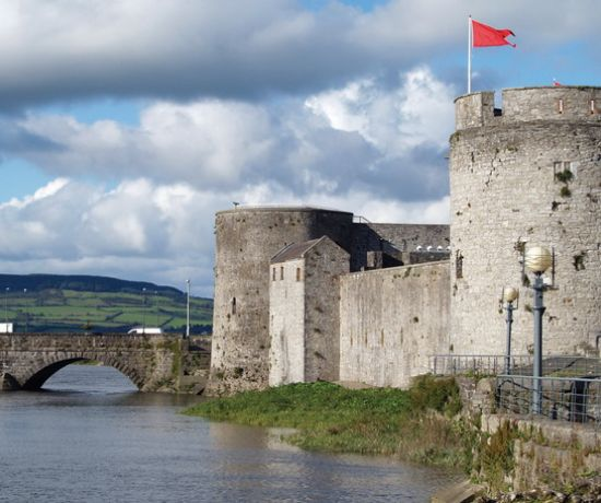 King Johns Castle, Limerick