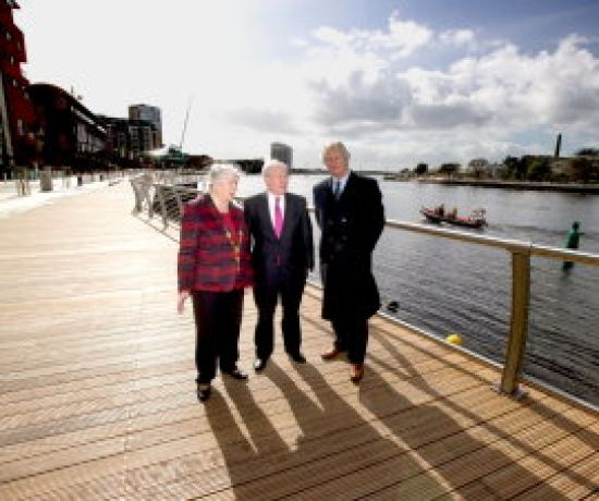 Limerick Quays re-opening