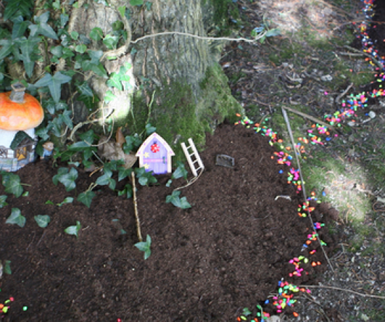 Woodlands Fairy Trail 810 x 456