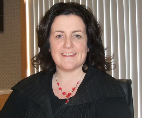 Catherine Duffy, General Manager of Northern Trust Limerick