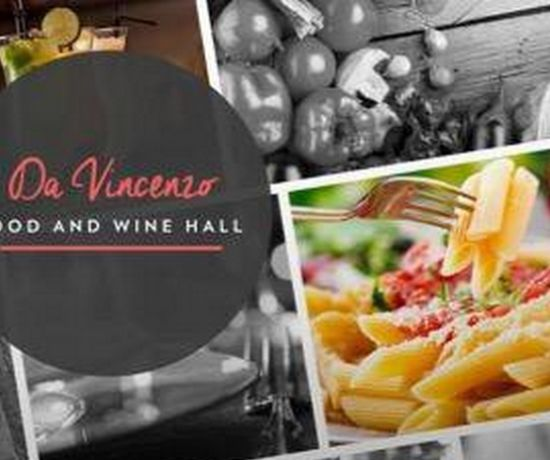 Da Vincenzo Italian Food & Wine Hall 810 x 456
