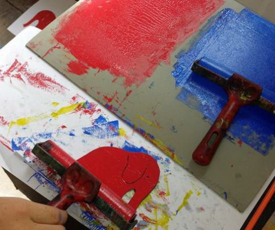 Limerick Printmakers Children and Teen Art Classes 810 x 456