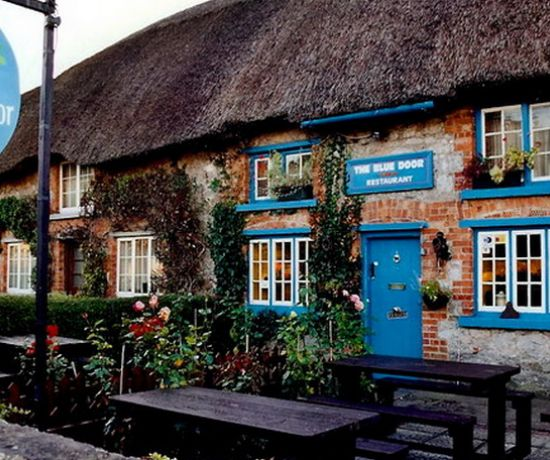 The Blue Door Restaurant 810 x 456