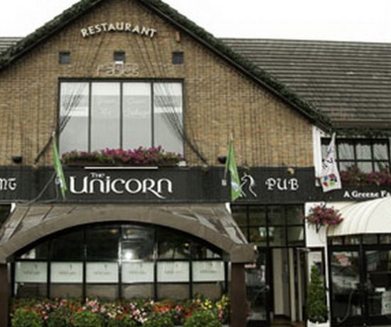 The Unicorn Bar & Restaurant 810 x 456