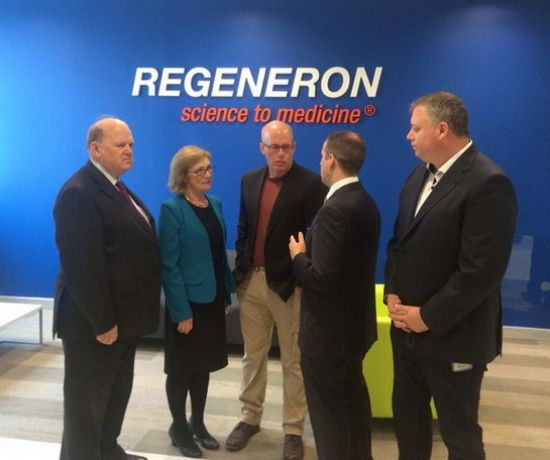 Regeneron Limerick Launch