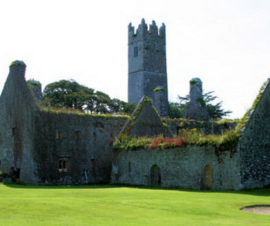 Adare Franciscan Friary 810 x 456