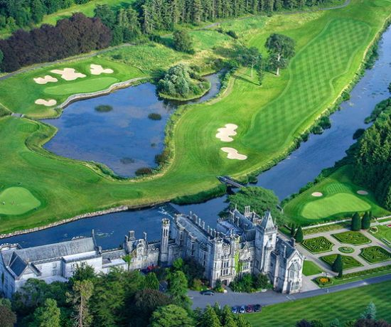 Adare Manor Golf Course 810 x 456