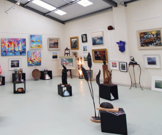 Draíocht Gallery and Shop 810 x 456