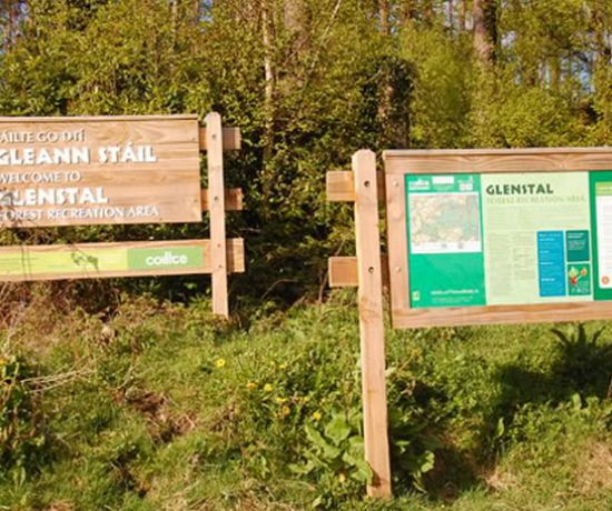 Glenstal Woods Loop Walk 810 x 456