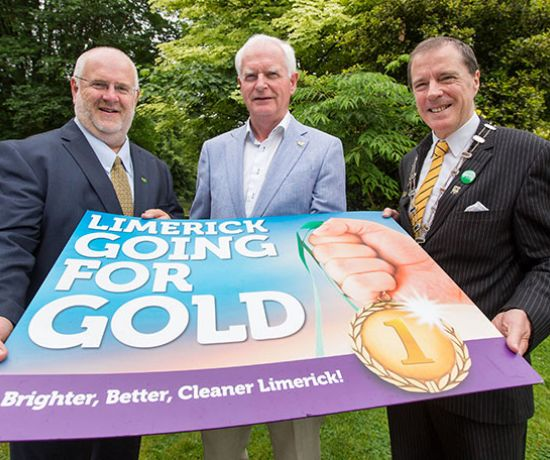 Limerick Going for Gold 2016 Launch