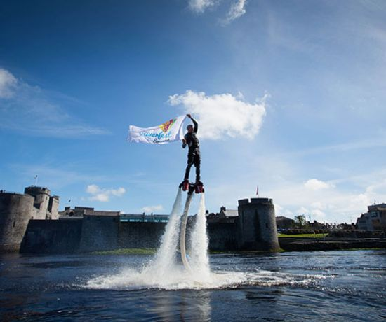 Riverfest Limerick 2016 Launch