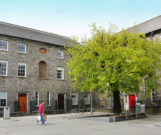 Artists' Apartments, John's Square, Limerick