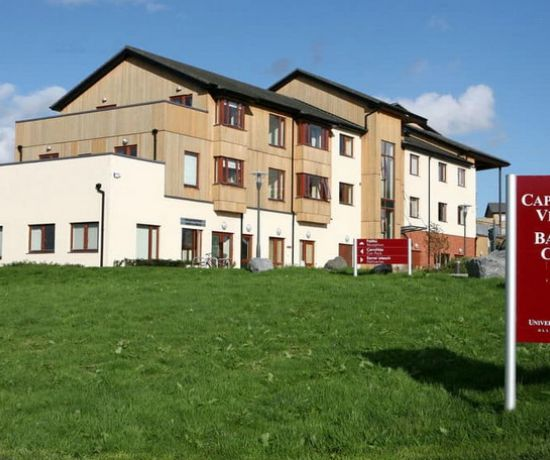 Cappavilla Village, University of Limerick- Summer Accommodation 810 x 456