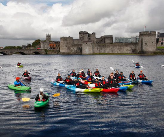 Limerick City Kayaking