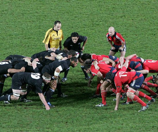 Munster v All Blacks