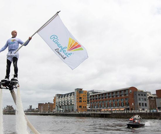 Riverfest Limerick 2017 Launch