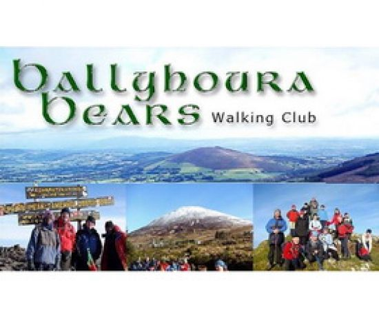 Ballyhoura Bears Walking Club 270x226