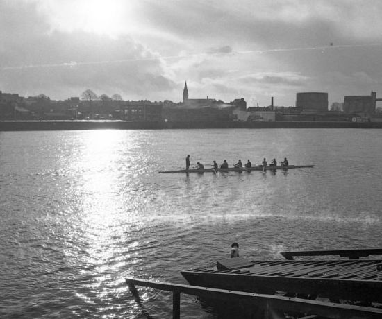 FLWL Rowing on the Shannon