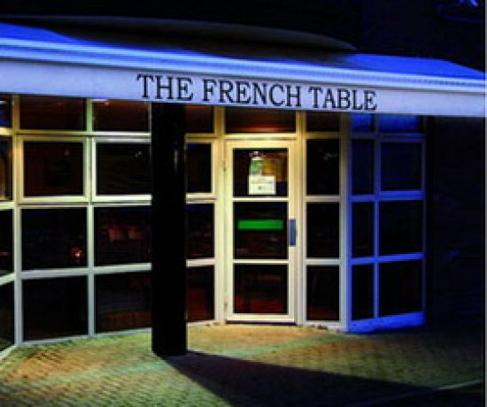 The French Table 270x226