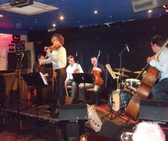 Upstairs at Dolans Limerick Jazz Society 270x226