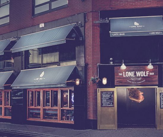 The Lone Wolf Bar, Limerick