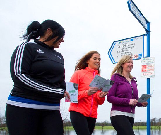 Limerick Walking & Running Guide
