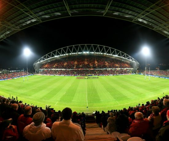 Thomond Park Stadium Limerick