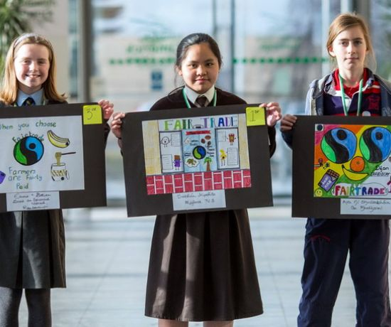 Fairtrade Fortnight Competition Winners