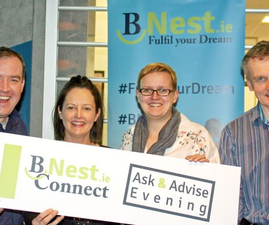 BNest Ask and Advice Evening
